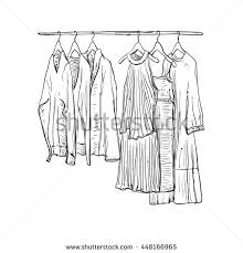 dress sketch stock images royalty free images u0026 vectors