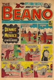 comic wrapping paper this vinatge re print of the beano comics is fathers
