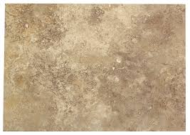 castle travertine coffee stone effect ceramic wall tile pack of 7