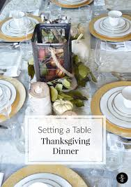 how to set a thanksgiving table how to set a rustic and glam thanksgiving table pretty domesticated