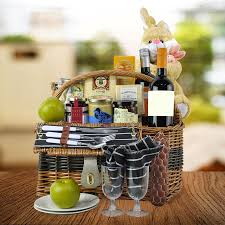 picnic gift basket easter gift baskets