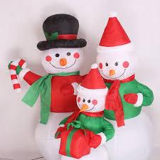 Buy Christmas Yard Decorations by Popular Large Christmas Inflatables Buy Cheap Large Christmas