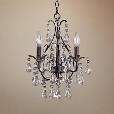 Mini Chandeliers Cheap Fabulous Small Hanging Chandelier Shab Chic 3 Light Hanging Cheap