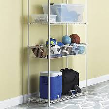 Container Store Shelves by Intermetro Special Offer Unit The Container Store