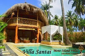 meno island villas gili meno indonesia booking com