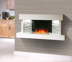 Wall Mounted Fireplaces Electric by Wall Hanging Fireplace Binhminh Decoration