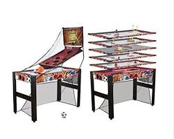 hathaway triad 48 inch 3 in 1 multi game table buy combination table games game room games online toys games