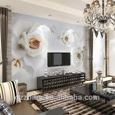 Wholesale Home Decore Wholesale Home Decor Mirror Wall Paper Beautiful Animal Scenery 3d