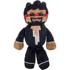 captainsparklez minecraft tube heroes captain sparklez plush walmart com