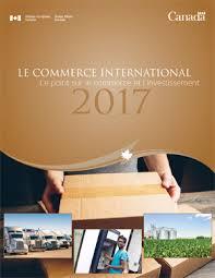 bureau du commerce international le commerce international le point sur le commerce et l