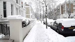 Photos Of Snow Snow In London Lx3 Hd Youtube