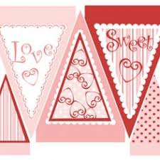 valentines banner free printable s day banner free printable banners