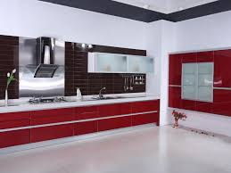 Red Kitchen Furniture Kitchen 25 Fabulous Black And Red Kitchen Cabinets