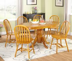 Essential Home Hayden 5 Piece Upholstered Dining Set by What Is Rubberwood With Oak Finish I Need A Light Color Oak