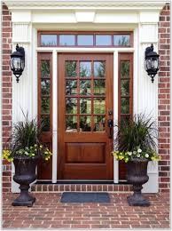 brick house front door astounding front door colours brick house contemporary image