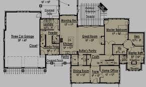 houses with two master bedrooms 24 surprisingly single story house plans with 2 master suites