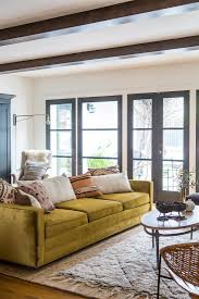 Modern Living Room Decorating Ideas 117 Best Yellow Decor Images On Pinterest Home Yellow And