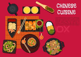 regional cuisine regional cuisine dishes icon with vegetarian