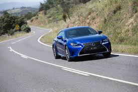 lexus sports car specs 2016 lexus rc coupe pricing and specifications entry level turbo