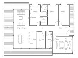 modern contemporary floor plans small modern house plans for narrow lots nice home zone
