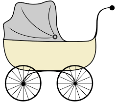 pink stroller clipart cliparts and others art inspiration