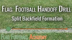 Flag Football Set For Adults Youth Flag Football Drills