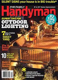 Fine Woodworking Magazine Subscription Deal by Deal Family Handyman Popsci Popmech Subscriptions 5 Each