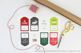 free printables archives elegance enchantment free printable gift tags today s creative