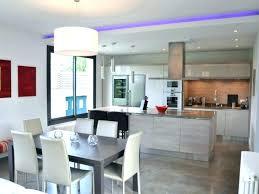 deco salon et cuisine ouverte deco salon cuisine ouverte decoration interieur salon cuisine