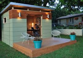 Backyard Room Backyard Offices 8 Modern Prefab Sheds U2014 Shopping Guide