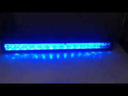 multi color led light bar color changing led light bar youtube