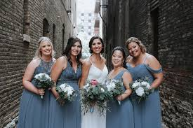blue gray bridesmaid dresses style alert embroidered lace bridesmaid dresses