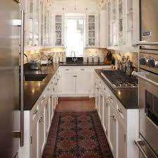 kitchen ideas for galley kitchens galley kitchen design ideas 16 gorgeous spaces bob vila