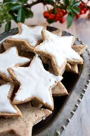 it u0027s time to get festive the healthy way german cinnamon stars