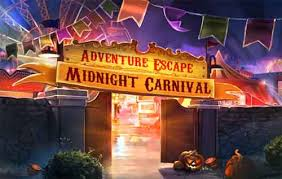 adventure escape midnight carnival walkthrough room escape game