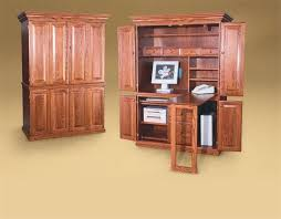 computer armoire with pull out desk i d kill for this but the link doesn t contain it amish office