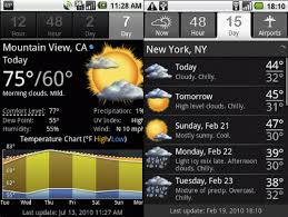 the best weather app for android android software best free android weather app australia