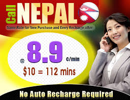 cheap calling to nepal from au with cheapest phone card