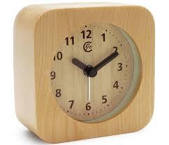 desk alarm clock gentle alarm clock for peaceful progression wake up decor on the