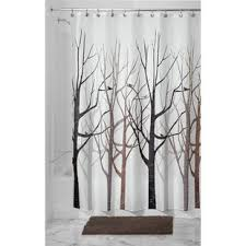 Curtains With Trees On Them Shower Curtains Accessories You Ll Wayfair Ca