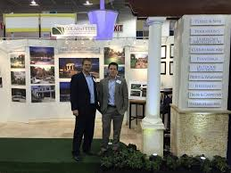 colao u0026 peter at the capital home show u2014 landscape architecture