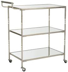 fox2557a bar carts furniture by safavieh