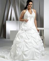 halter wedding dresses best sell plus size halter wedding dresses court lace up