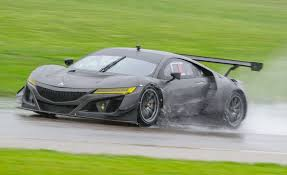 acura is selling nsx gt3 race cars for 500 000 news car and