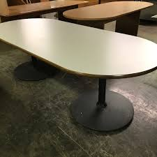 Racetrack Boardroom Table Steelcase Racetrack Conference Table Office Furniture Warehouse