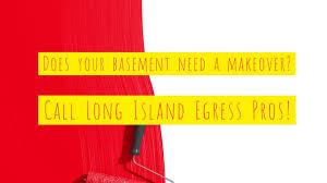 basement egress window long island basement ideas
