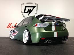 custom subaru hatchback subaru impreza wrx sti oak man designs