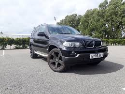 Bmw X5 61 Plate - used bmw x5 2005 for sale motors co uk