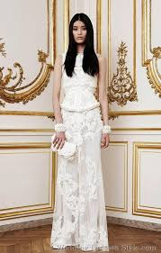 winter wedding dresses 2010 givenchy fall winter 2010 haute couture bridal gowns givenchy
