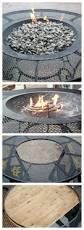 Diy Backyard Fire Pits best 25 diy gas fire pit ideas on pinterest firepit glass gas